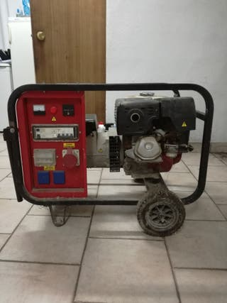generador honda GX390 8500W