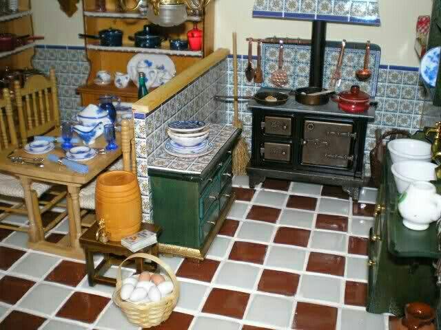 casa de muñeca Andaluza negociable