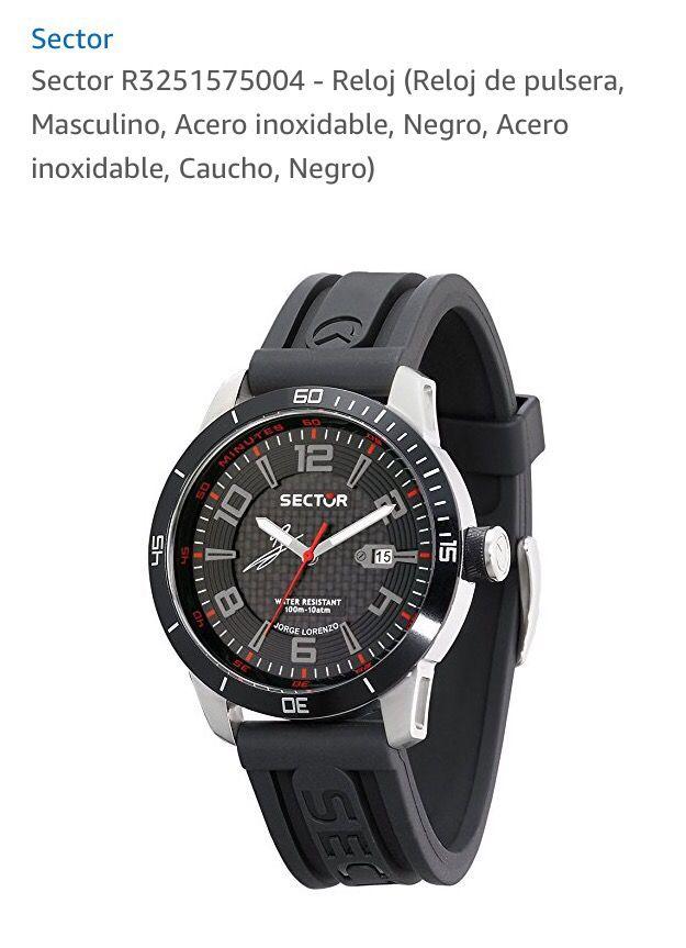 Reloj Jorge Lorenzo NUEVO