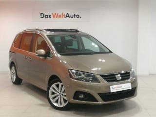 SEAT Alhambra 2.0 TDI Style Advance Plus S/S DSG 135 kW (184 CV)