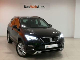SEAT Ateca 1.4 EcoTSI SANDS Xcellence 4Drive 110 kW (150 CV)