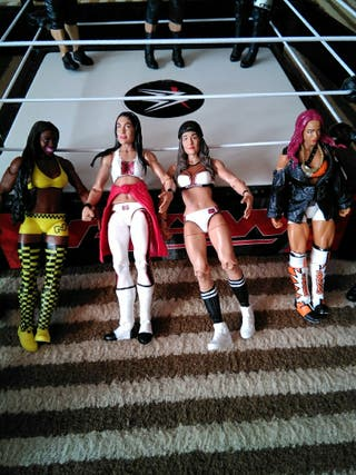Luchadoras WWE