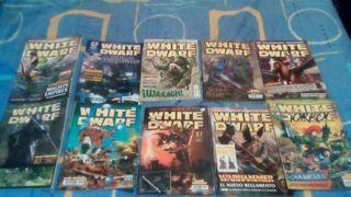 revista white dwarf Warhammer