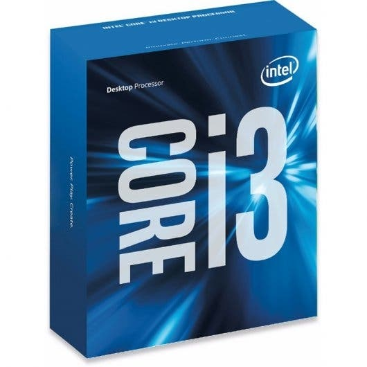 Procesador Intel Core i3 - 7100