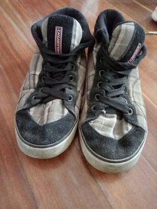 Zapatillas kustom