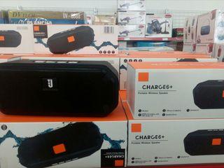 altavoz multimedia Bluetooth usb aux radio fm e6+
