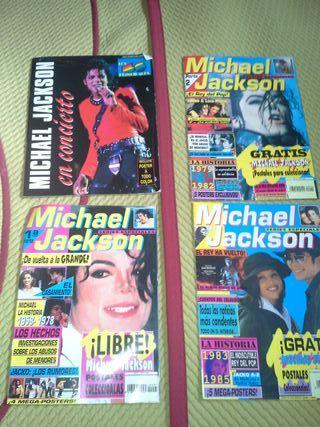 revistas Michael Jackson