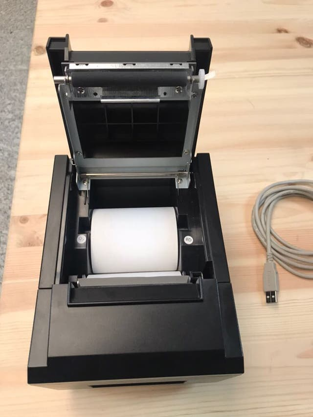 Impresora térmica de tickets