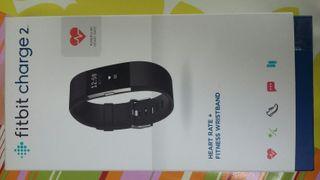 pulsera de activida Fitbit Charge 2