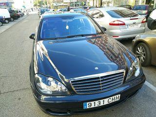 Mercedes-benz Clase S 2003 amg