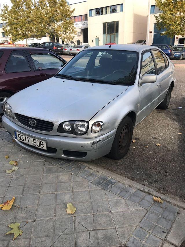Toyota Corolla 2001 D4D