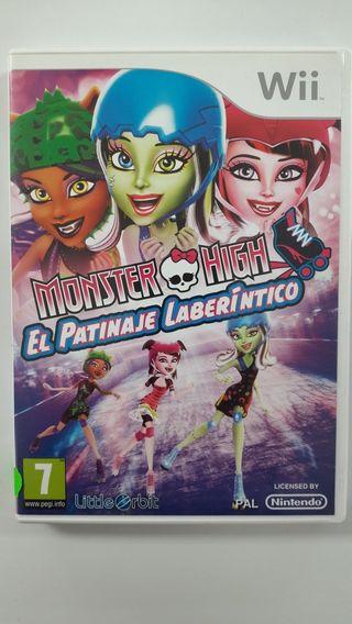 Monster High Wii!!!