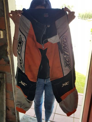 traje motocross
