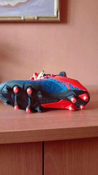 botas fútbol niño 32