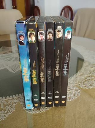 Películas Harry Potter