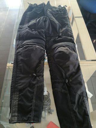 pantalon moto evolution waterproof s
