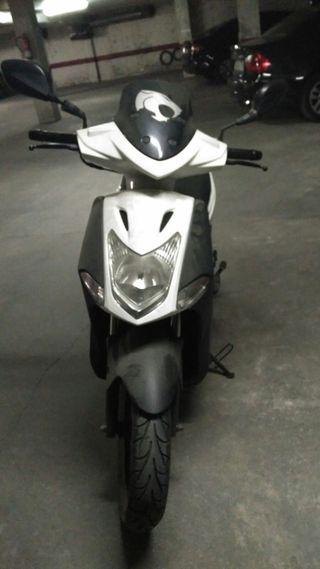 Kymko Agility City 125cc