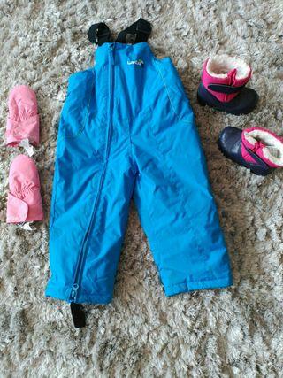 ropa esquí/nieve niñ@