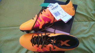 Botas adidas fútbol