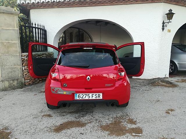 Renault Clio F1 Team n°386