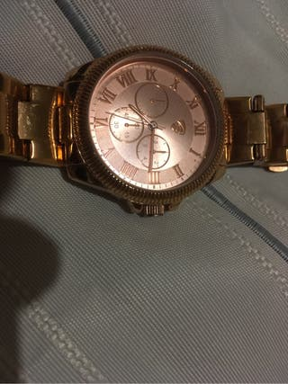 Reloj de oro rosa marca alemana Auriol