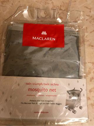 Mosquirera carro Maclaren