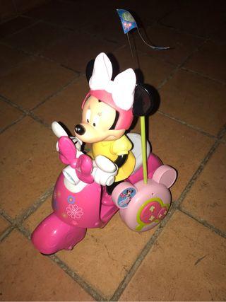 Minnie moto radiocontrol