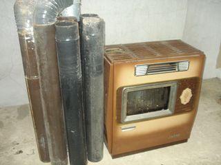 Estufa de gasoil