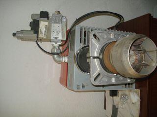 Motor gas natural