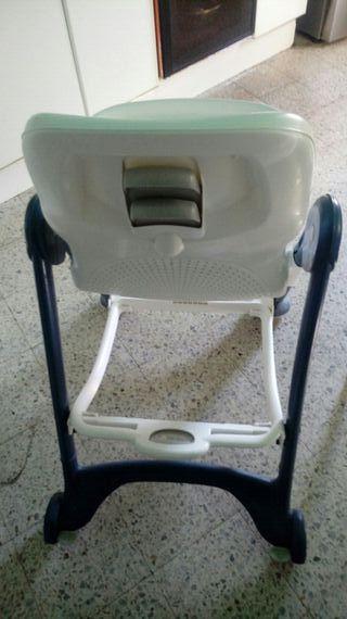 silla para comer de niños