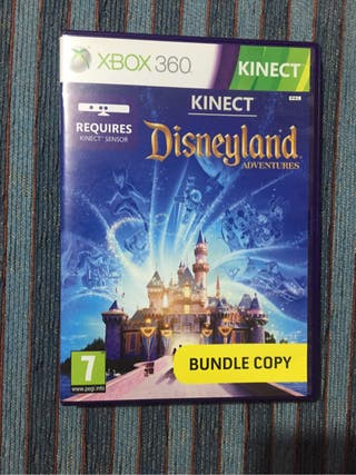 Disneyland Adventures Xbox 360