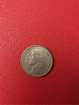 Moneda 25 escudos