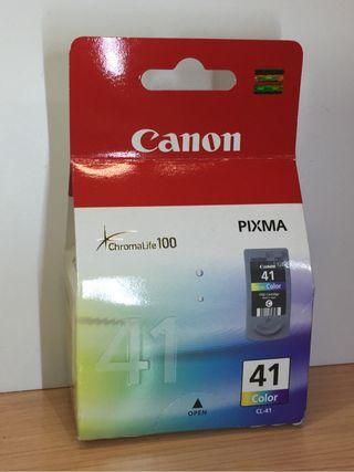Cartucho tinta color Canon