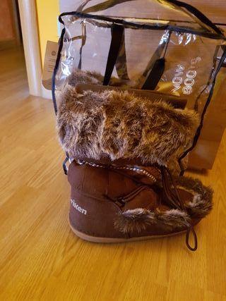 Botas pre- esquí talla 41