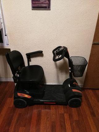 alquilo silla de ruedas eléctrica scooter
