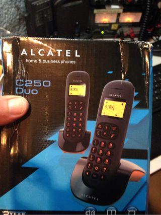 Telefonos inalanbricos nuevos