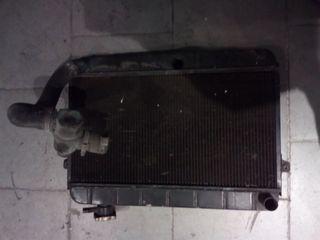 radiador y tapas de aire para niva