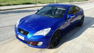 ¡UNIDAD EXCLUSIVA!Hyundai Genesis Coupe 3.8 303cv