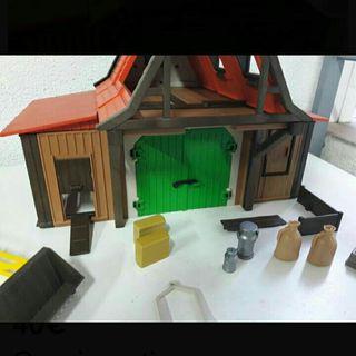 Playmobil Granja Antigua