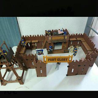 Playmobil Fuerte Antiguo