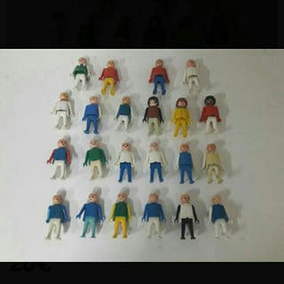Playmobils Antiguos