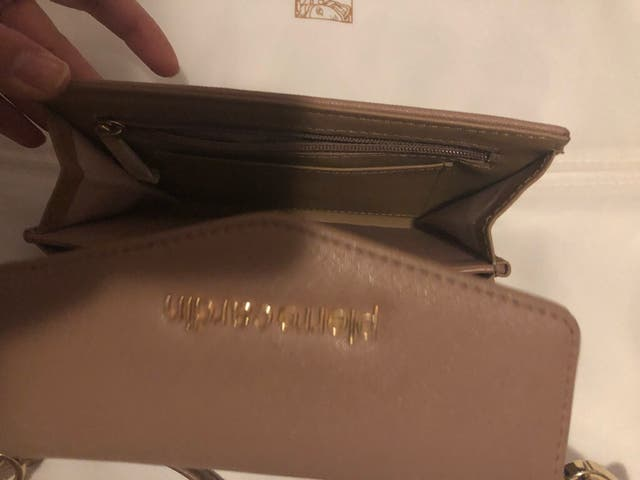 Bolso cartera de pierre cardin