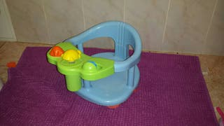 2 asientos bañera bebé