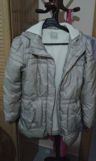 cuatro abrigos