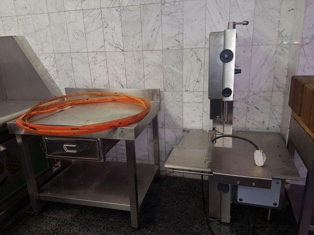 cortadora de carne para carniceria
