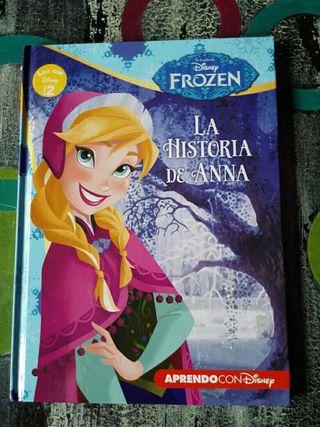 Libro Frozen
