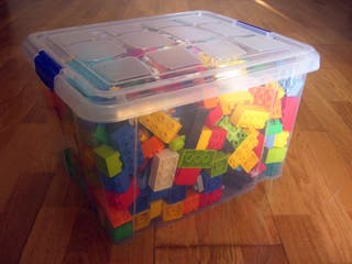 Juego de construcción LEGO Duplo