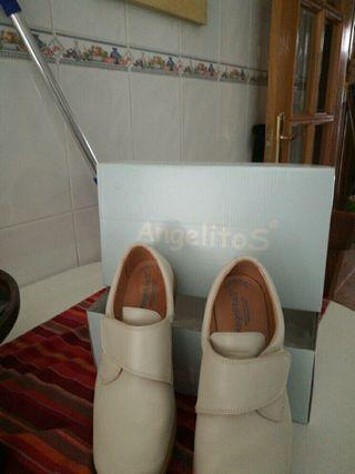zapatos comunión n. 37