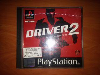Juego Driver 2
