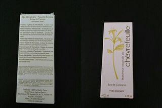 Agua de colonia Chèvrefeuille